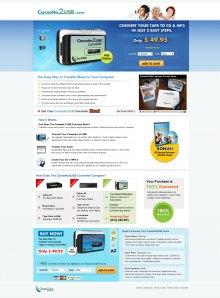 Cassette2USB-Productpage-UI