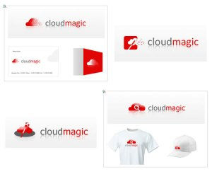 Cloudmagic logo design