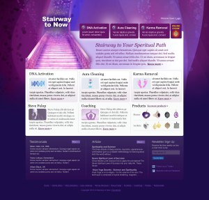 StairwayToNow UI Design