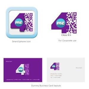 4me.com logo design