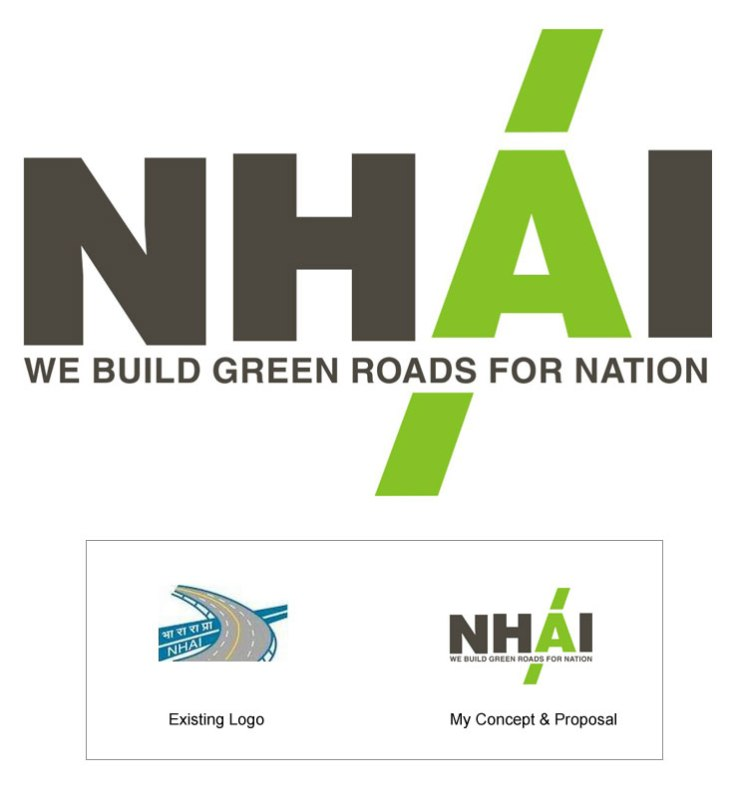 The-National-Highways-Authority-of-India-Logo-Design