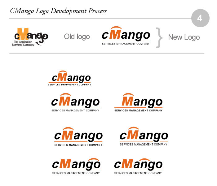 cMango Logo Design Final