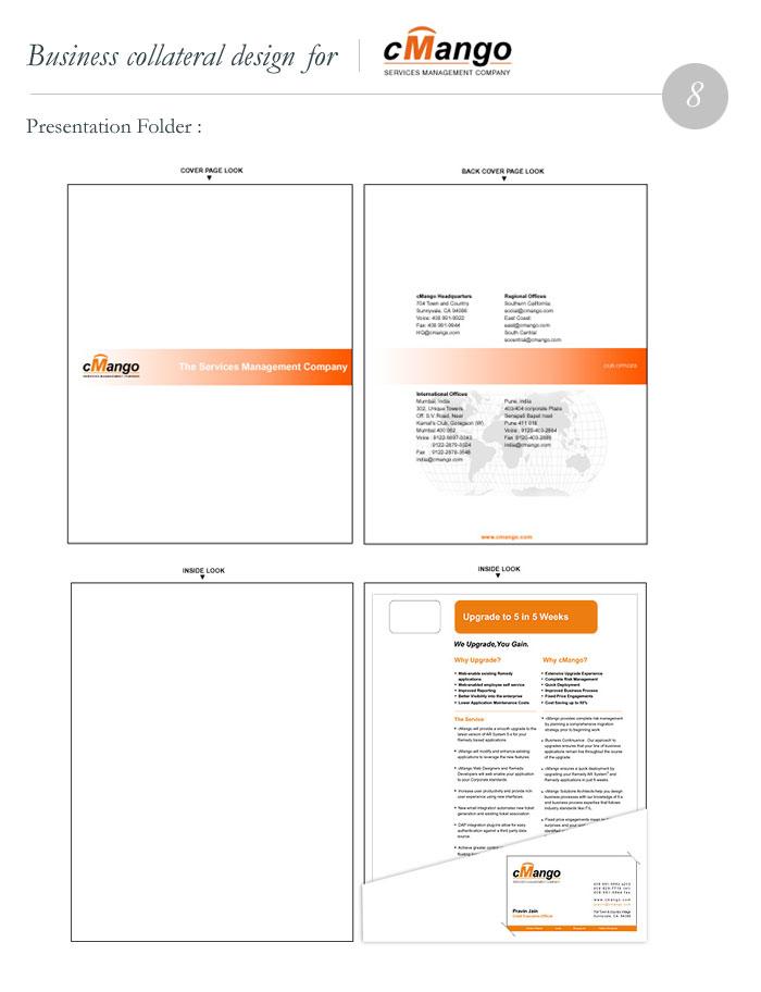 cMango Presentation Folder