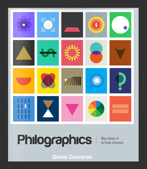 Genis Carreras  Philographics book