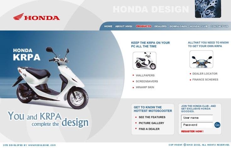 Honda Kapa