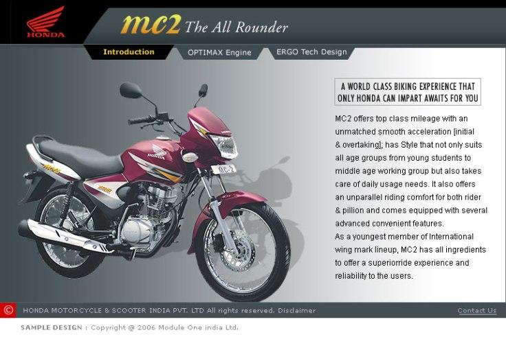 Honda MC2